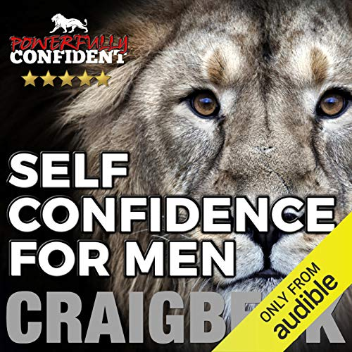Self Confidence for Men cover art