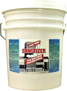 Low Temp Sanitizer-5 gallon pail