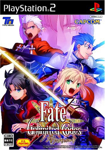 Fate/Unlimited Codes [Japan Import] [PlayStation2] (japan import)