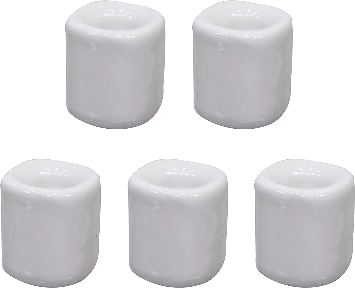 Pack of Indefinitely 10 Clarity Muse New product Ceramic Candle Ritual Hold Chime Spell