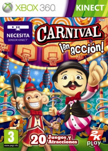 Carnival Game En Acción