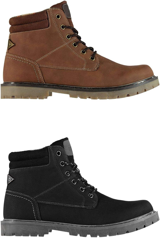 Soviet Ingrid Ankle Boots Mens shoes Footwear