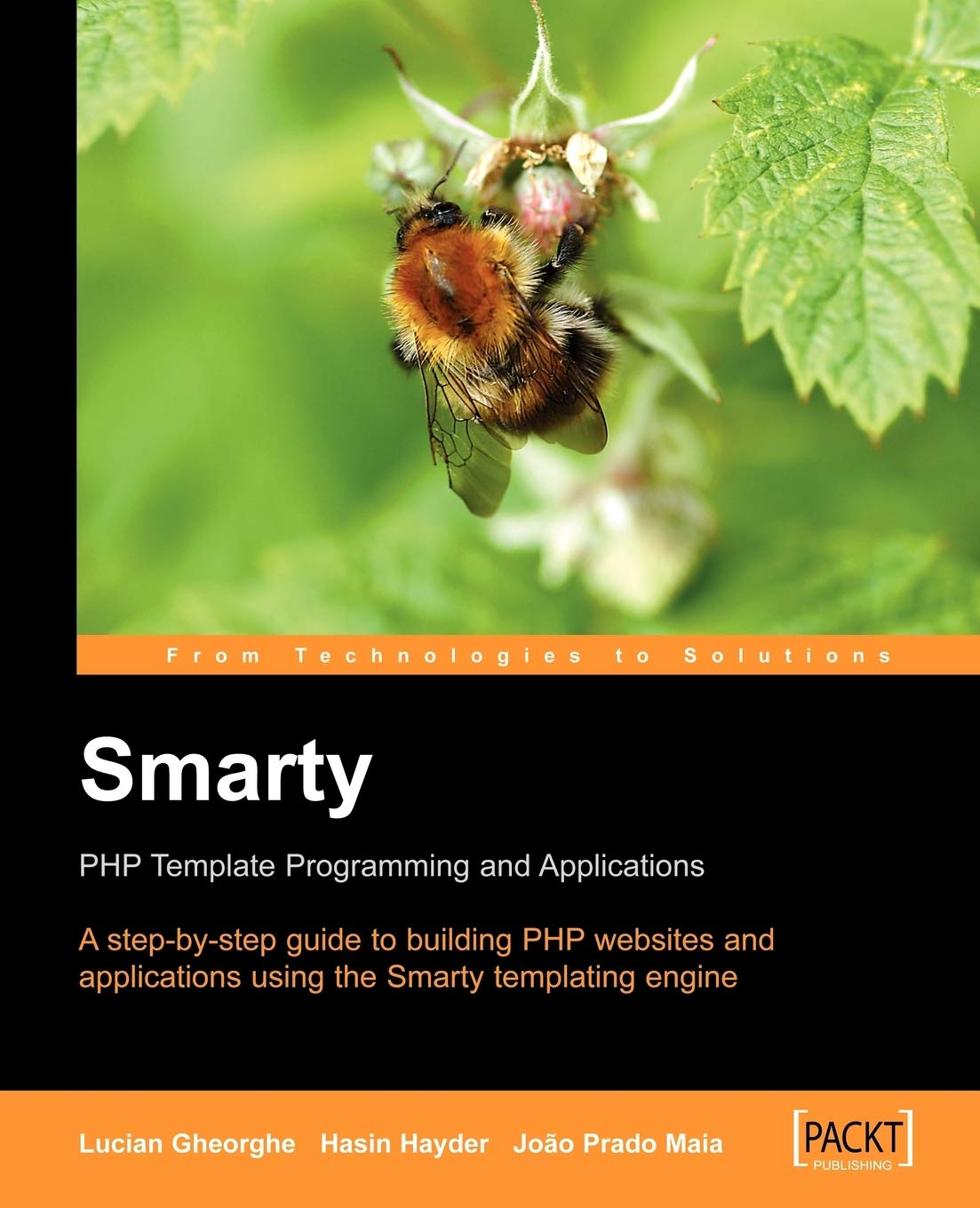 Smarty PHP Template Programming And Applications