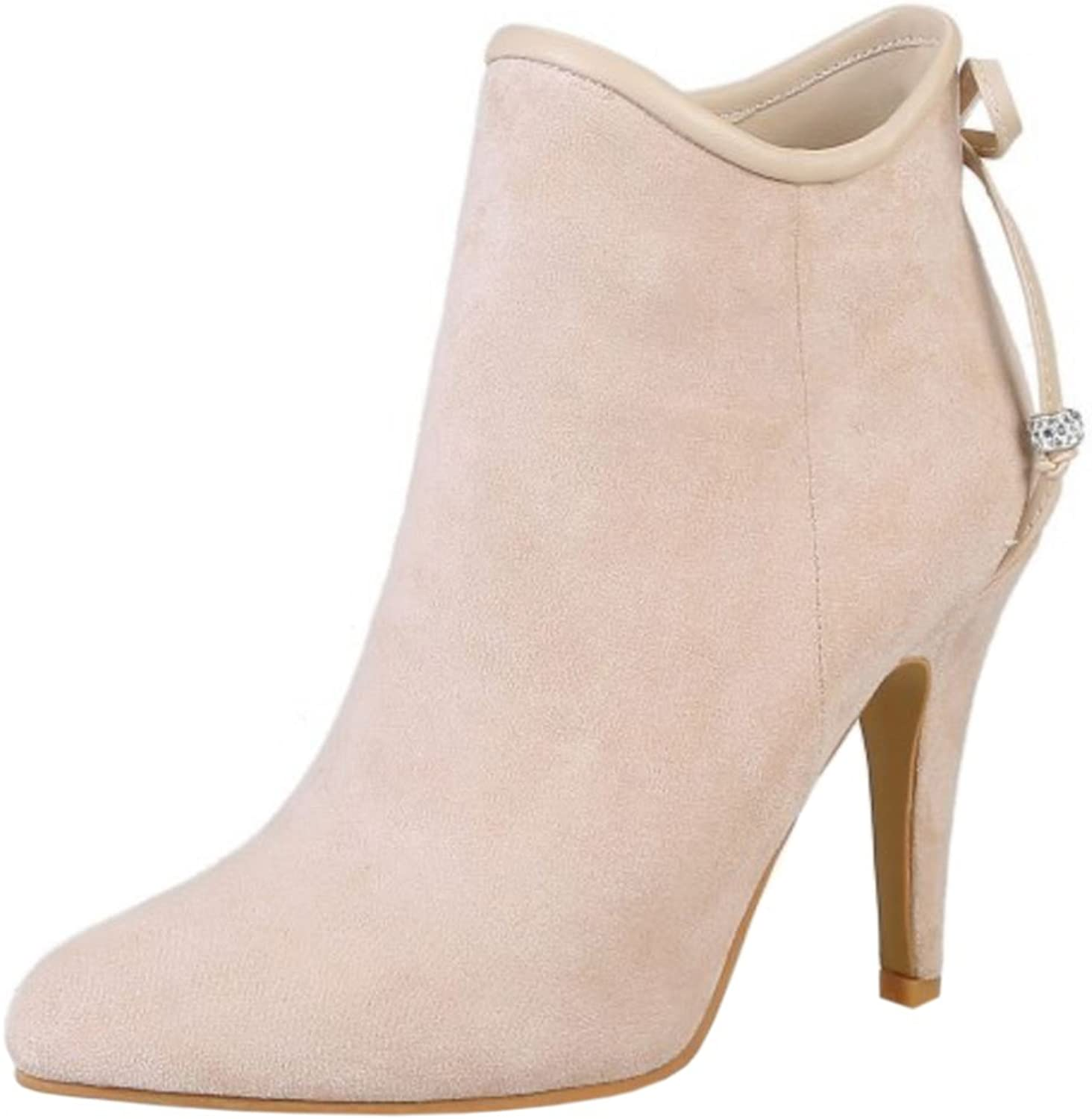 Lydee Sweet Women Ankle Boots Zipper