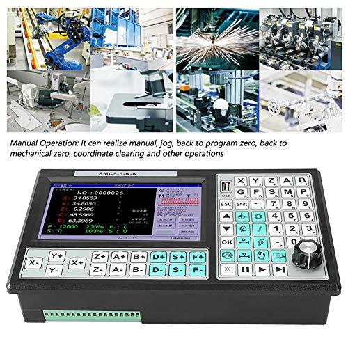 Simlug Motion Controller CNC Motion Controller CNC 5 Axis Offline Motion Controller Replace MACH3 500KHz USB Motion Controller