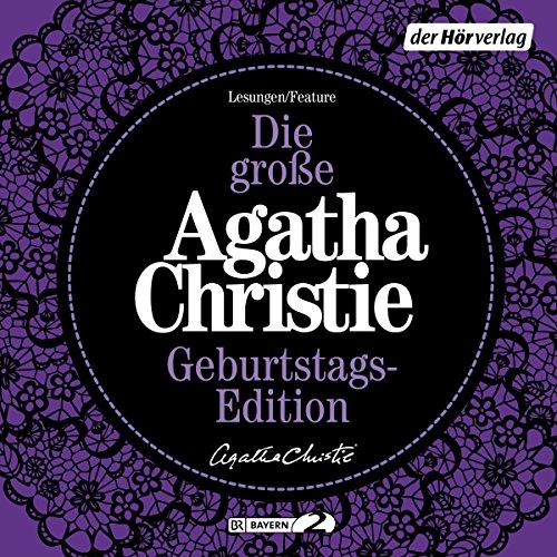 Die große Agatha Christie Geburtstags-Edition: Karibische Affäre / Das unvollendete Bildnis / Die Kleptomanin  By  cover art