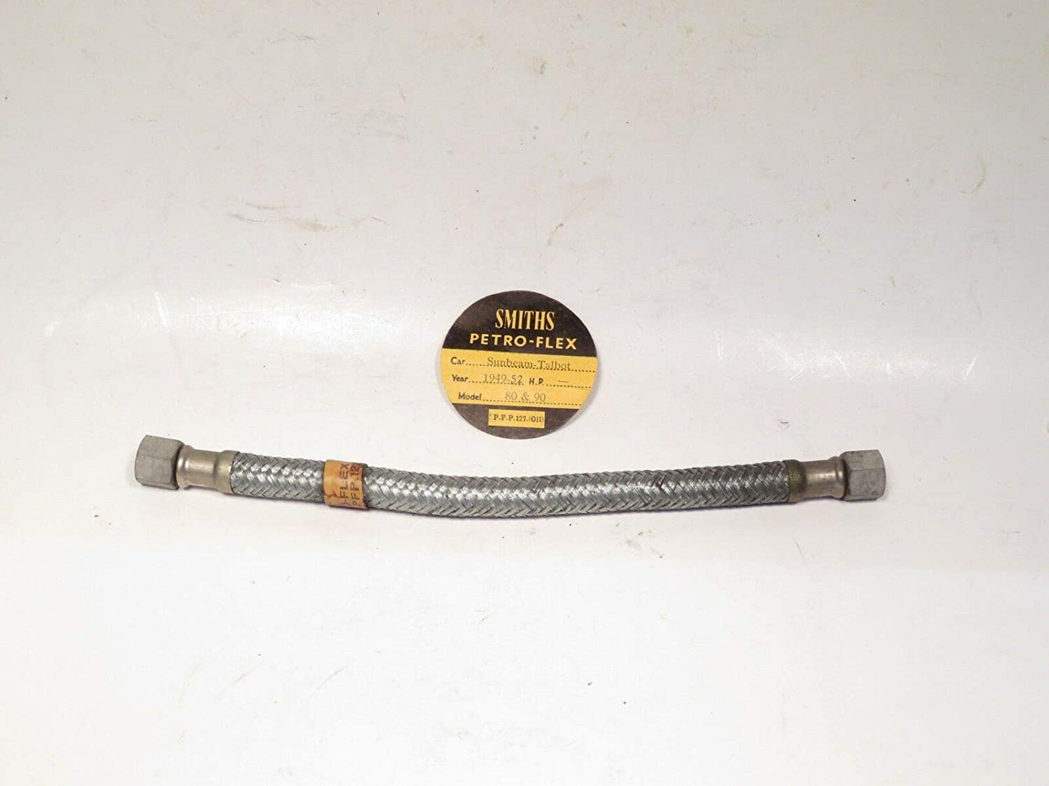 EPC Petroflex Fuel Line Smiths Sunbeam 1949-19 At the 2021new shipping free shipping price of surprise Fits Talbot Brand