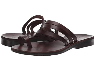Jerusalem Sandals Angela (Brown) Women