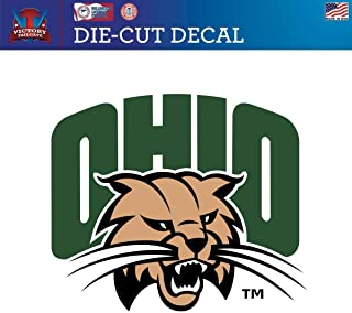 Victory Tailgate Ohio University Bobcats Die-Cut Vinyl Decal Logo 1