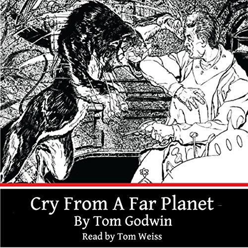 Cry from a Far Planet audiobook cover art