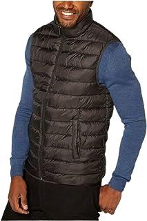 ZEEWIZZ Men's Lightweight Sleeveless Body Warmer Jacket Gilet Body Warmer