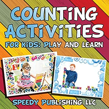 Paperback Counting Activities for Kids : Play and Learn Book