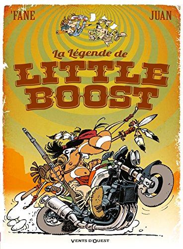 La Légende de Little Boost (Humour)