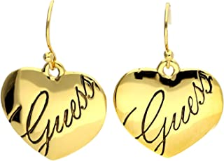 Guess Mixed Earring for Women, Gold, UBE10102