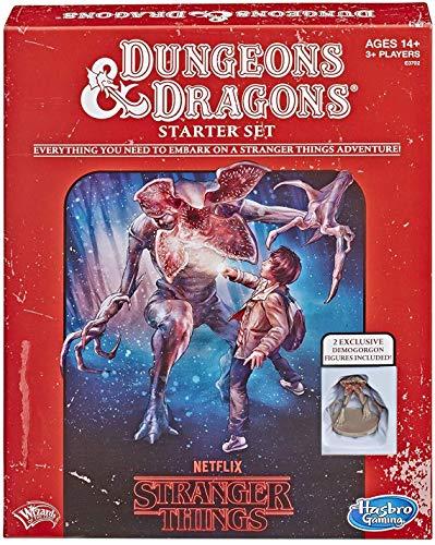 Hasbro E3702 DUNGEONS & DRAGONS - NETFLIX - Stranger Things - Roleplaying...