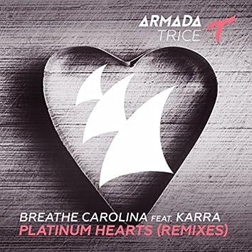 Platinum Hearts (Remixes)