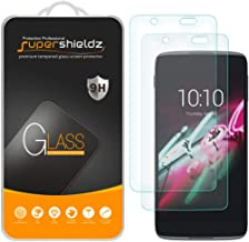 (2 Pack) Supershieldz for BlackBerry DTEK50 Tempered Glass Screen Protector, 0.33mm, Anti Scratch, Bubble Free