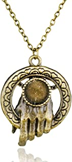 Reddream Got Jewelry Hand of King Necklace Game of Thrones Pendant Charms Gifts for Collection (Hand of King Necklace)
