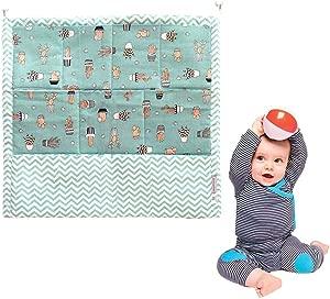 azurely Crib Hanging Bag  Diaper Diaper Hanging Storage Bag For Crib Bed Hanging Storage Bag Toy Diaper Pocket Crib Bedding Set