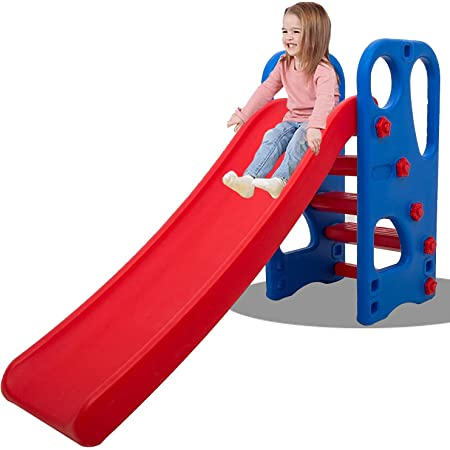 GoodLuck Baybee Super Senior Baby Slide for Kids & Babies Slide | Garden and School Toy Home Slides Indoor/Outdoor Slider for Childrens - (2 to 4 Years) (Colour May Vary)