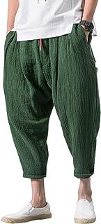 Pantaloni Indiani Basso Pantaloni Cavallo Uomo n0kPO8w