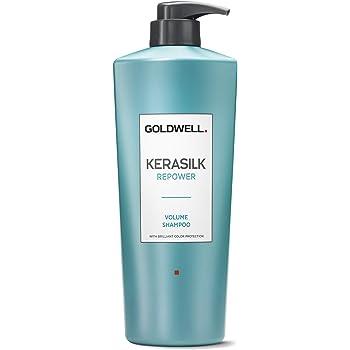 Goldwell Kera Silk Volume Shampoo, 1er Pack (1X 1L)