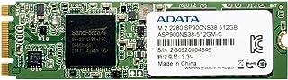 ADATA Premier Pro SSD SP900シリーズ 512GB M.2 Type2280 SATA 6Gb/s 3年保証 ASP900NS38-512GM-C