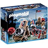 Playmobil Hawk Knights Battle Cannon [並行輸入品]