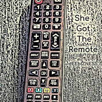 She Got the Remote