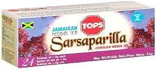 Tops Jamaican Herbal Teas - Sarsaparilla (Smilax Regil ll)