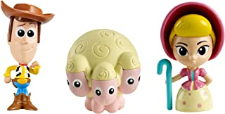 Toy Story Disney/Pixar Minis Bo's Sheep Bo Beep & Woody Figure (3 Pack), 2