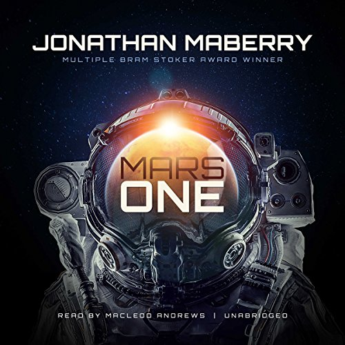 Mars One audiobook cover art
