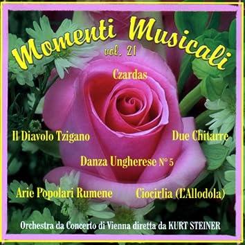 Momenti Musicali N. 21