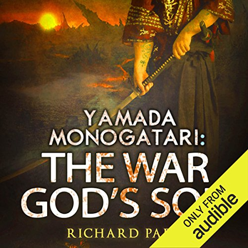 Yamada Monogatari: The War God's Son audiobook cover art