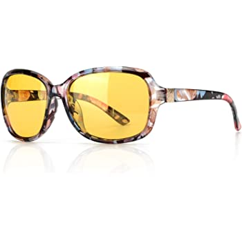 SIPHEW Fit Over Sunglasses Men//Women Wrap Around Sunglasses Polarised for