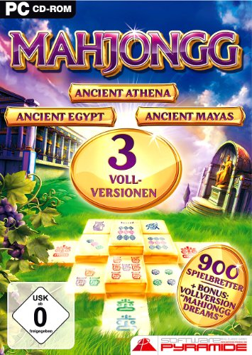 MAHJONGG 3 Vollversionen