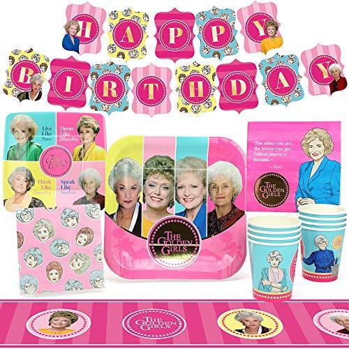 Golden Girls Party Supplies