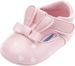 Chaussure Eté Bébé Fille Bébé Garçon WINJIN Chaussons Premiers Pas Motif de Lapin Chaussures Princesse Bébé 0 à 18 Mois En...