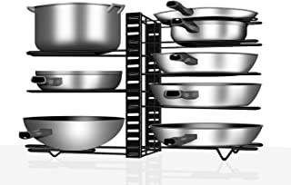 Best narrow pot rack Reviews