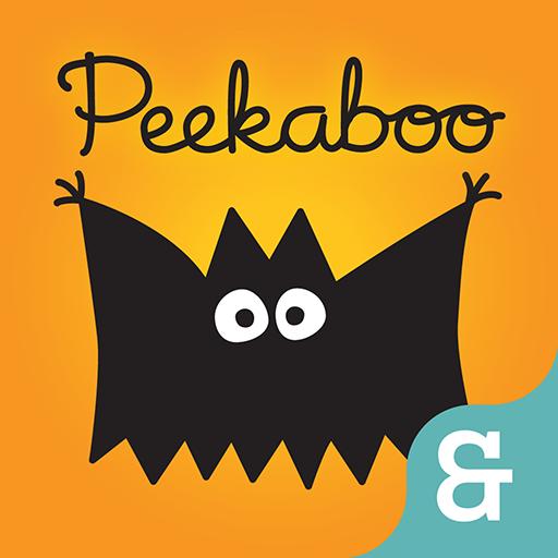 Peekaboo Trick or Treat with Ed Emberley
