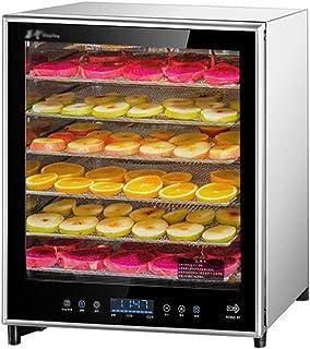Machine de conservation des aliments, Déshydrateur de nourriture, machine de nourriture sèche de plateau en acier inoxydab...