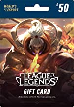 gift card league of legends