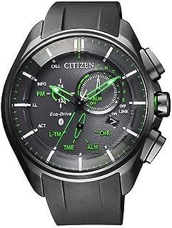 Citizen - Reloj Radiocontrolado Citizen Bluetooth, Eco Drive W770, 48mm, Negro, BZ1045-05E