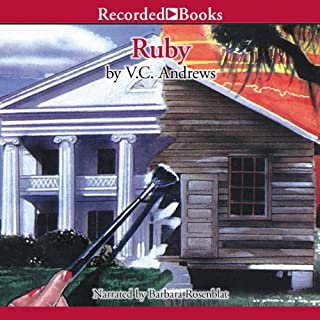 Ruby audiobook cover art