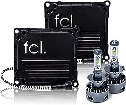 fcl.(エフシーエル) 純正HID用 LED化キット D4S/D4R ホワイト【1年保証】【加工なし】hid led 変換キット タイプA