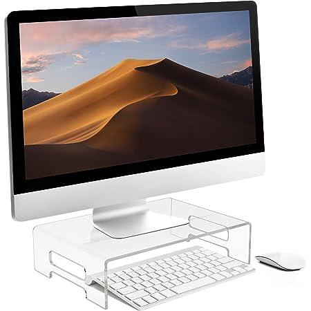 Bedroom Reading Frame Solid Wood Bed Small Desk 66cmX20cmX13.5cm Neck Riser Ace xiangyv Display Riser Lift Base Bracket Display//Laptop//TV Bracket