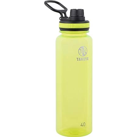 Takeya Sports - Botella de agua, Lima (Wild Lime), 40 oz (1182.9ml), 1