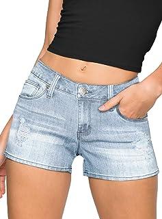 HyBrid & Company Womens 3 inches Reg/5 inches Plus Inseam...