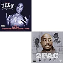 Tupac Shakur Complete Live Albums 2 CD Collection (2Pac Live / Live at the House of Blues)