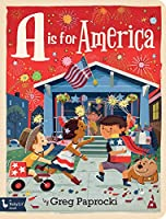 A Is for America (Babylit)